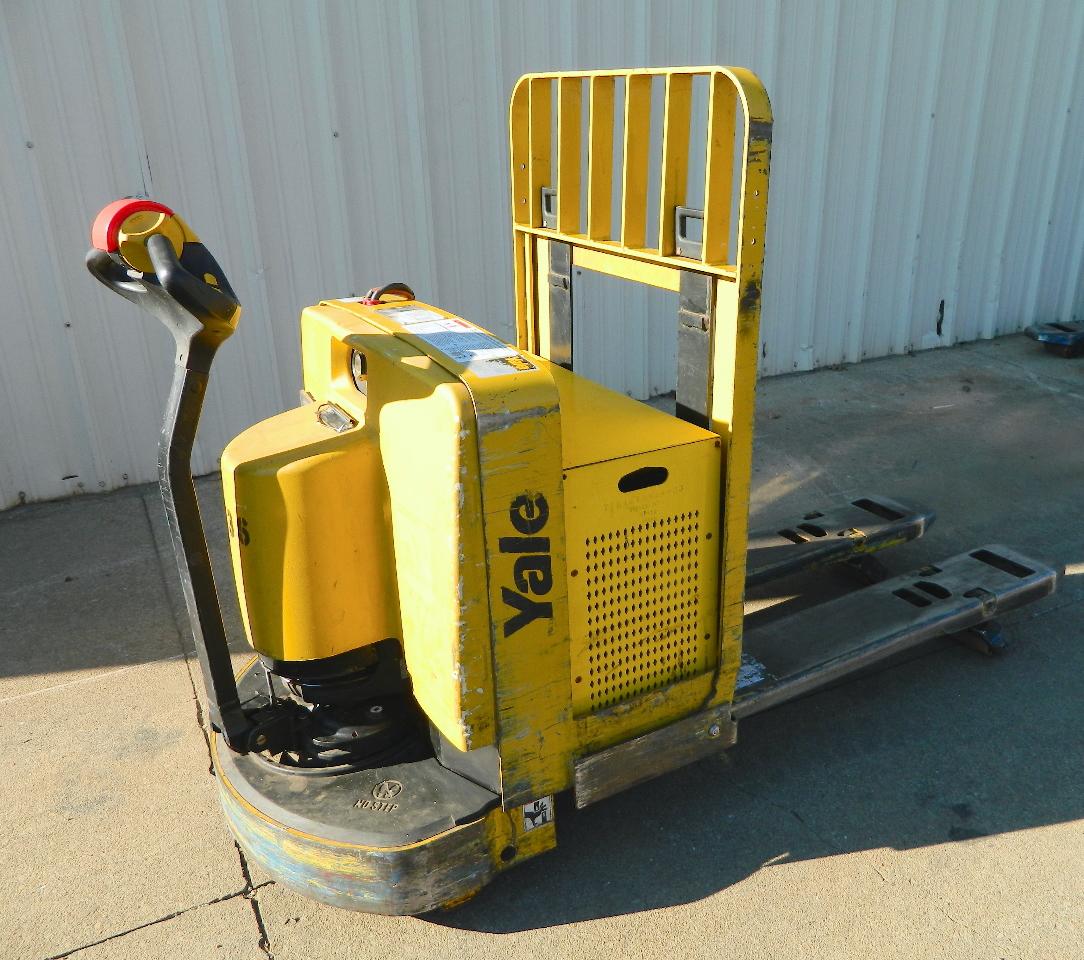2004 Yale MPW060 Electric Pallet Jack 24V 6000 Lb Cap ...