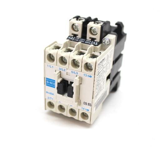 Cjx2-1210 660v 3 Fase 3p Ning/ún Ac Contactor Din Rail Mount Ac 220v Bobina