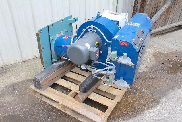 Power Flame CR5-G-30B Boiler Burner 167Hp Natural Gas 646412780903 ...