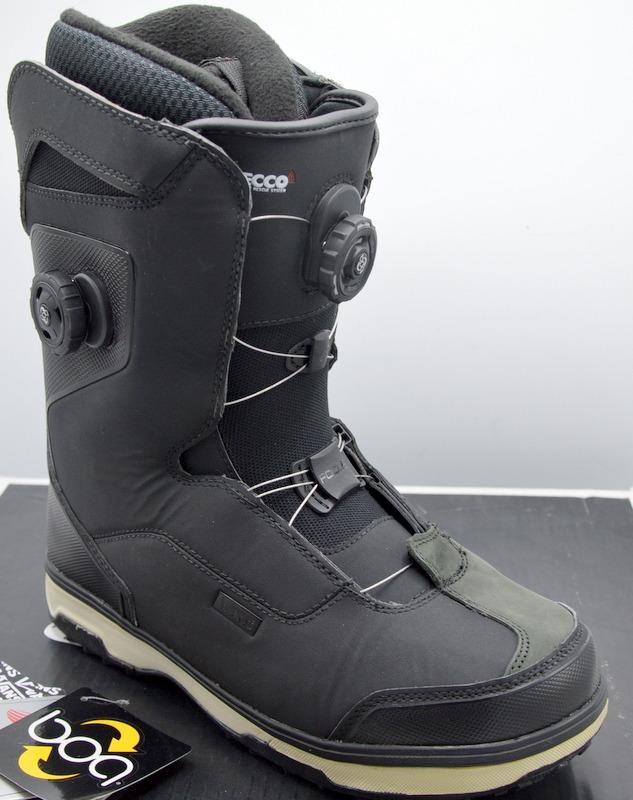 vans recco snowboard boots