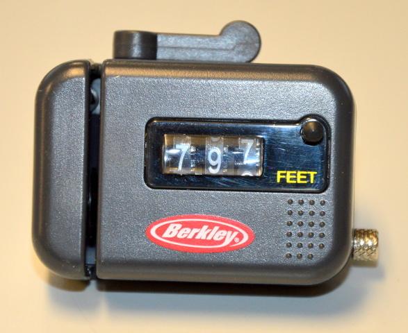 Berkley Clip-On Fishing Line Counter #02L17AA