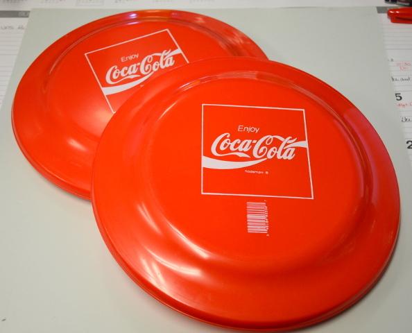 Vintage Coca-Cola Collectibles - 2 pcs. #945104033387