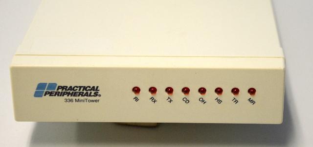 Practical Peripherals Model#5913US  336 Mini Tower