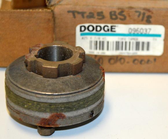 Dodge #096037 Torq-Tamer #25 x 7/8 KS -  New Old Stock