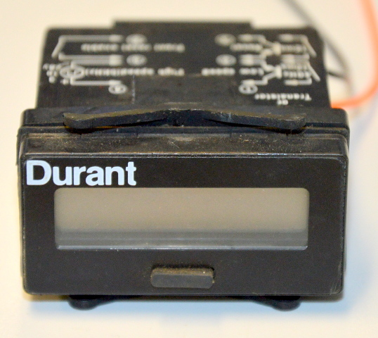 Durant 44650-400 Digital Counter Module 24V - Per owned, no box