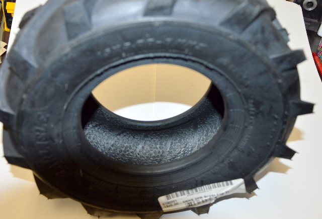 Carlisle 13 X 5.00 - 6NHS Super Lug - rim not included.  New Old Stock