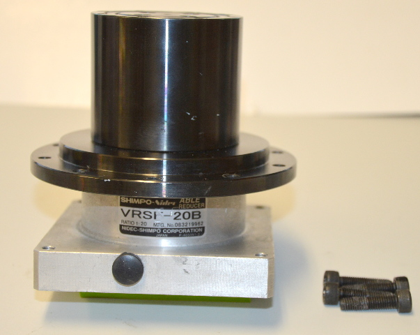 Shimpo Nidec VRSF-20B Able Reducer Ratio 1:20  Mfg#083219962