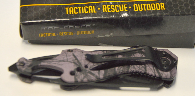 Tac-Force TF-705FC Spring Assisted Knife