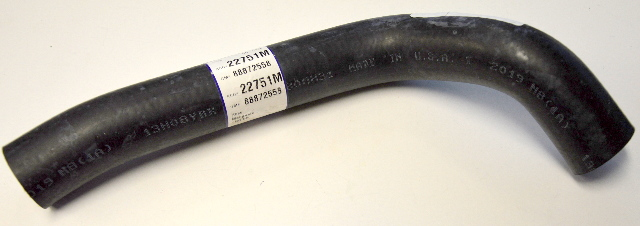 ACDelco Cooling Hose - Fits Nisson 2012-15 #22751M, GM#88872558