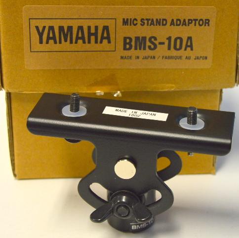 Yamaha #BMS-10A Mic Stand Adaptor - New