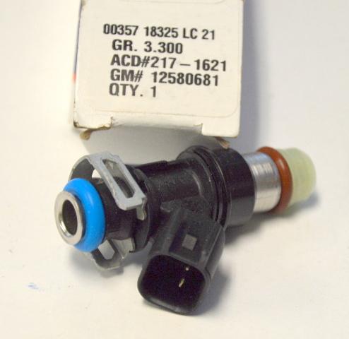 ACDelco #217-1621 GM  Original Equipment Fuel Injector