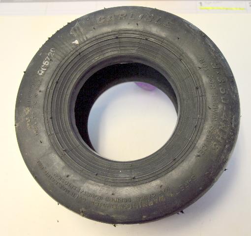 1 - 9  x 3.50-4 Carlisle Smooth Lawn mower Tire