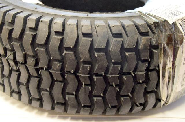 "Carlisle 13"" x 5"" -6 No Rim Turf Saver Lawn & Garden Tire"