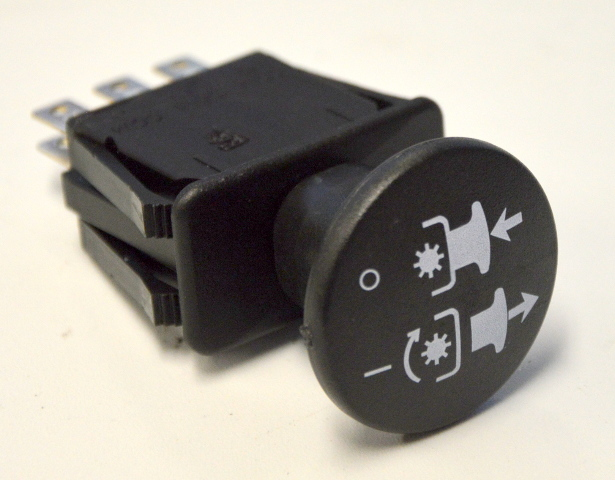 PTO Switch - 8 Prong by Delta - Series 6204 - no box