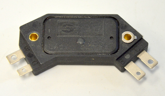 Ignition Control Module-LX301 by Standard