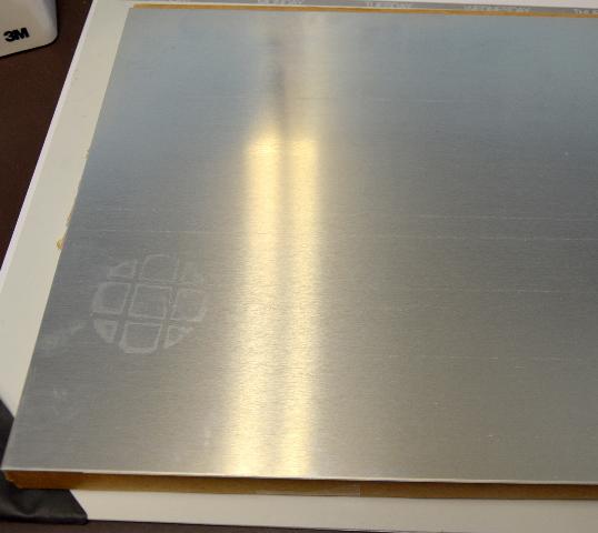 """.090 Aluminum Sheet 5052 H32 4/"""" x 10/"""""""