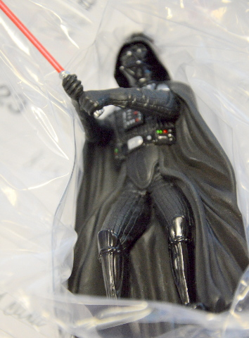 Hallmark Keepsake 2002 Ornament - Star Wars Darth Vader #08136