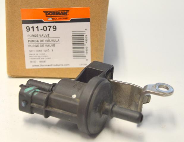Dorman Vapor Canister Purge Valve #911-079 - Open box - Appears unused.