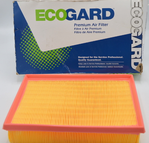 EcoGard Premium Air Filter #XA4691- New, box has some problems. Filter is fine