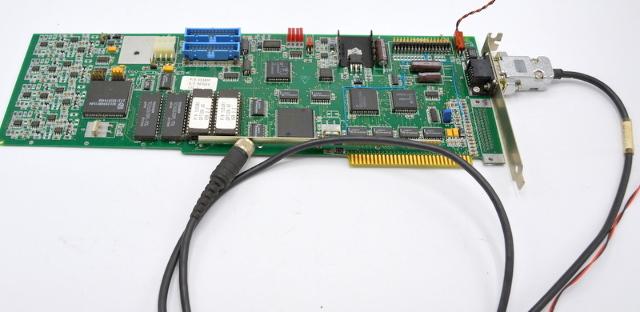 Pacific Communication Inc. 8S I/O Board #228020 - Rev 3