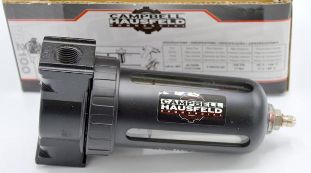 """Campbell Hausfeld #PA2100, General Purpose Filter  3/8"""" NPT"""