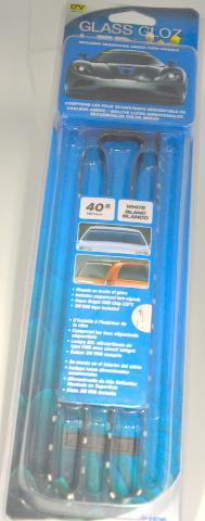 Alpena Glass Gloz LED Strip Light #77523-White.  For Automobile/Motorcycle etc.