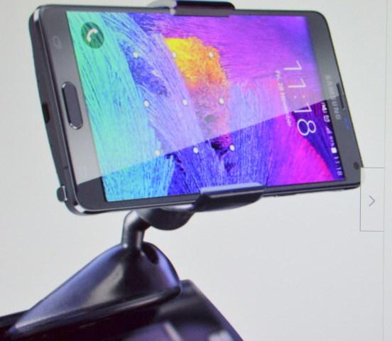 Koomus CD-Eco Universal CD Slot Smartphone CD Mount Holder Cradle
