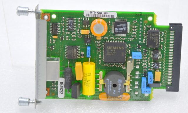 Internal Fire Wall Port Card #800-01834-0280