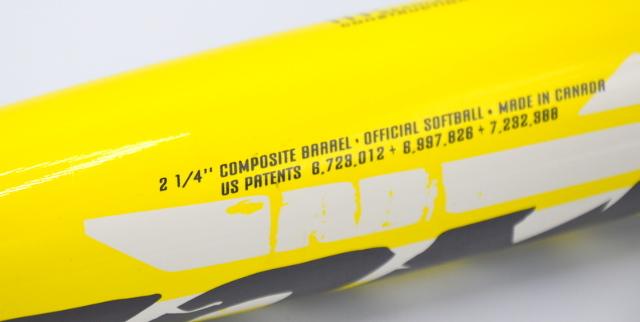 "Derby Boy's Combat Bat, NSA 2012, Model DBSP8, 34"", 2 1/4"" Composite Barrel"