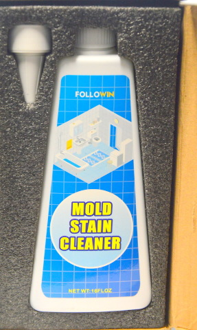 Followin Mold and Mildew Stains Bathroom Cleaner Gel 16 oz. #HDPE