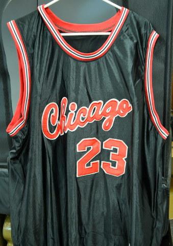 Michael Jordon #23: 1984-1985 Hardwood Classics NBA Jersey Size 60