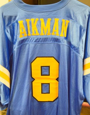 Troy Aikman Jersey:  #8 - UCLA 1987-88 - Size 60