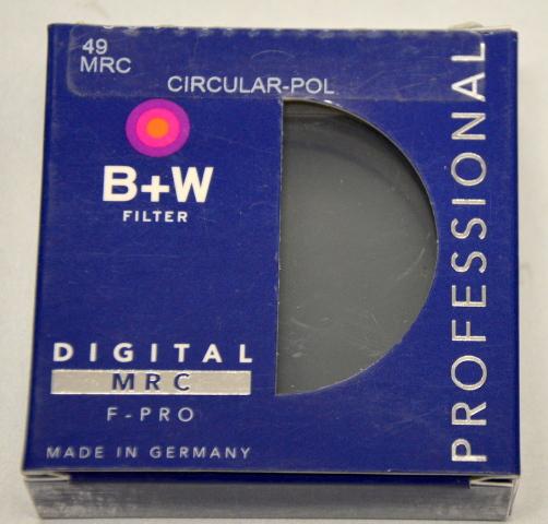 B+WI Filter 49mm MRC 503M Circular-Pol F+Pro #44837 Professional NIB