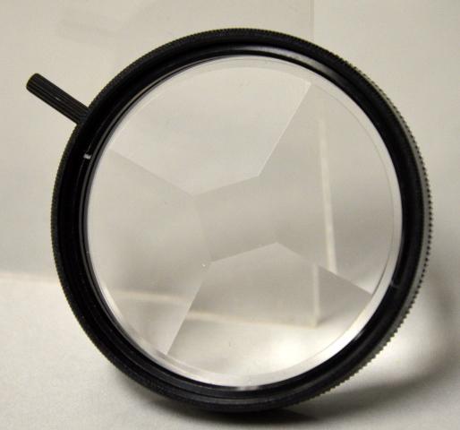Hama  Optic Filter Trick 5 Star Effect Filter Screw