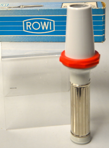 Rowi - Vintage Flashlight /Pointer - in working condition  #520