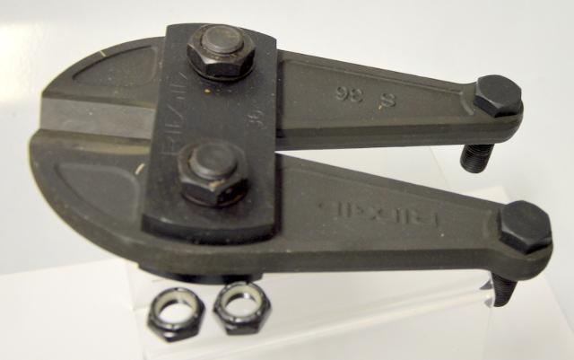"""Rigid 18383 Replacement 36"""" Bolt Cable Cutter Head Assembly S36"""