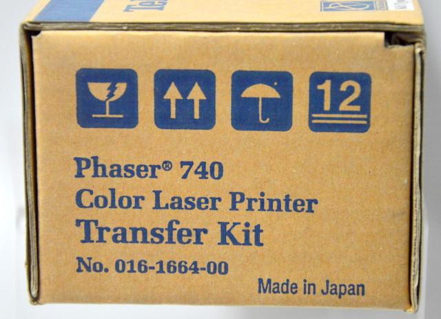Tektronix 740 Color Laser Printer Transfer Kit #016-1664-00-New Old Stock