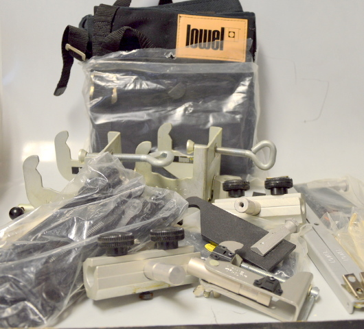 1 Large Lot of Lowel Camera Accessories