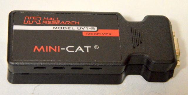 Hall Research UV1-R Mini Cat Receiver.