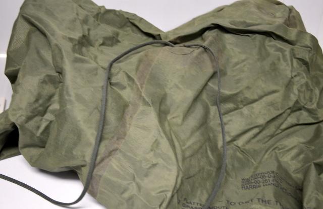 2 - US Military USGI Waterproof Clothing Bag #8465-00-261-6909