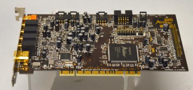 Creative Labs Model #SB0090 Sound Blaster,Audigy sound card