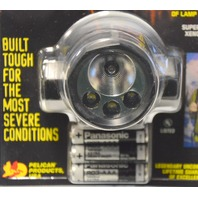 Pelican HeadsUP Lite series #2620cs, Dual Mode Xenon & LED headlight