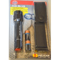 Pelican M6 LED Flashlight W/Cordura Holster, 41 lumens, 1 Watt