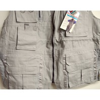 Tenba Professional Photo Vest Gray - Size Medium #P2020