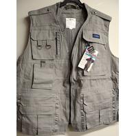 Tenba Professional Photo Vest Gray - Size Medium #P2020