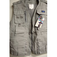 Tenba Professional Photo Vest Gray - Size Large #P2020