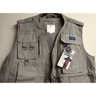 Tenba Professional Photo Vest Gray - Size XXLarge #P2020