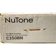 NuTone Fan Motor Assembly Replacement C350BN for Nutone 696M Bath Fan