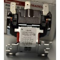 Honeywell Tradeline R8222 D 1014 DPDT Relay - Coil: 24V,50/60 Hz