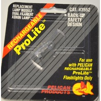 Pelican ProLite Rechargeable Replacement lamp module for ProLite Flashlight #3552